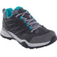 The North Face Hedgehog Hike II GTX Shoes Women Q-Silver Grey/Porcelain Green